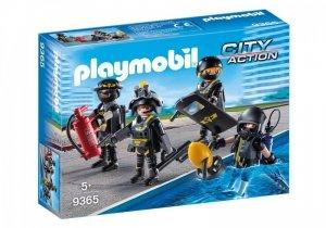 Playmobil Zestaw figurek Jednostka specjalna