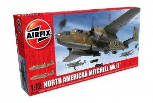 Airfix Model plastikowy Bombowiec North American Mitchell Mk.II
