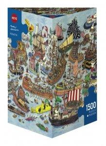 Heye Puzzle 1500 elementów - Regaty