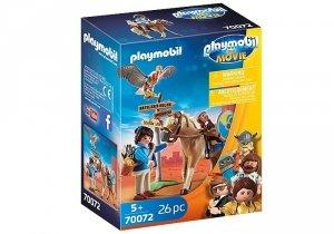 Playmobil Zestaw figurek The Movie Marla z koniem