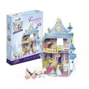 Cubicfun Puzzle 3D Domek dla lalek Fairytale Cast