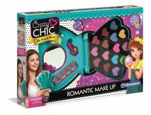 Clementoni Zestaw kosmetyków Romantyczny makijaż.