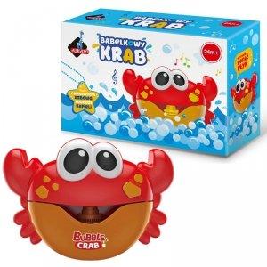 ASKATO Krab do robienia baniek-zabawka do wody