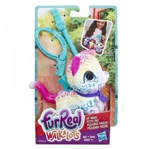 Hasbro Maskotka furReal Friends Małe zwierzaki na smyczy, Kot B