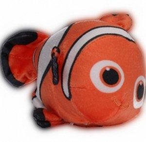 Bandai Import Mały pluszak z dźwiękiem  Nemo
