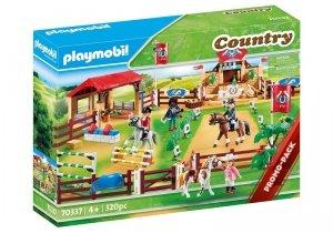 Playmobil Zestaw figurek Duży turniej jeździecki