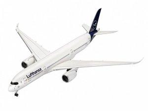 Revell Model plastikowy Airbus A350-900 Lufthansa