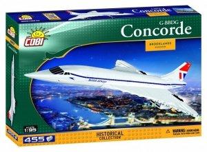 Klocki Action Town Concorde G-B BDG