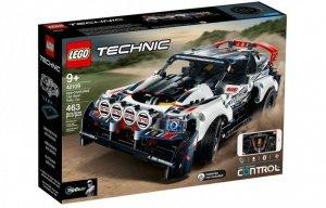 LEGO Klocki Technic 42109 Auto wyścigowe Top Gear sterowane