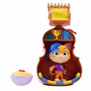 Simba Figurka Zestaw do zabawy Deluxe, Lampo 44 Koty