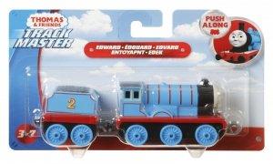 Tomek i Przyjaciele Duża lokomotywka Popchnij i jedz Edward