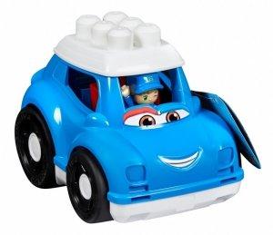 Mega Bloks Pojazd Mix Wóz policyjny