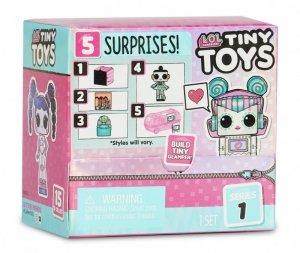 Mga Figurka L.O.L. Tiny Toys 1 sztuka