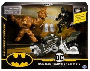 Spin Master Figurka Motor Batmana z 2 figurkami