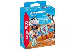 Playmobil Figurka Wódz Indian