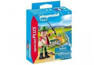 Playmobil Figurka Wędkarz