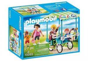 Playmobil Zestaw figurek Rower rodzinny
