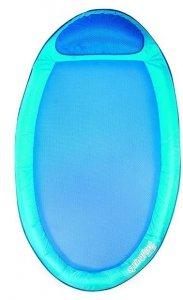 Spin Master Pływający materac, niebieski SWIMWAYS