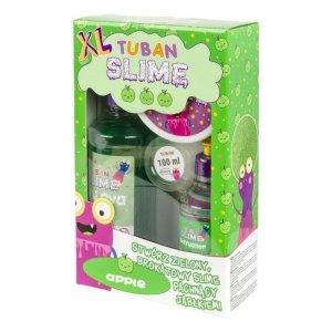 TUBAN Masa plastyczna Zestaw super slime - Jabłko XL