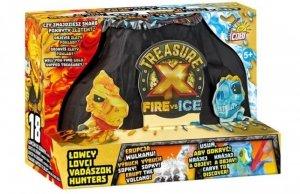 Figurka Treasurex Fire vs Ice Łowca s4