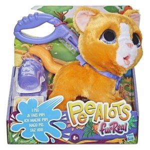 Hasbro Maskota Interkatywna Fur Real Duży Kot na smyczy