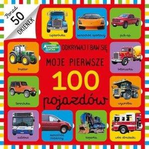 Egmont Moje pierwsze 100 pojazdów