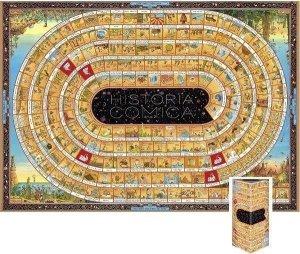 Heye Puzzle 4000 elelementów Historia Comica Opus 2