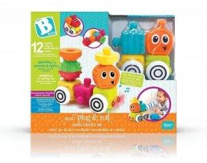 B-kids Klocki sensoryczne zestaw