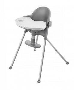Kinderkraft Krzeselko do karmienia Pini Grey