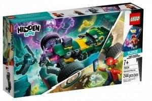 LEGO Klocki Hidden Nawiedzona wyścigówka