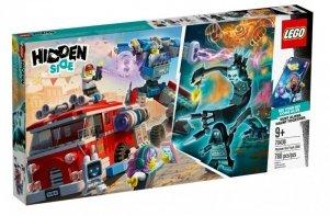 LEGO Klocki Hidden Widmowy wóz gaśniczy 3000