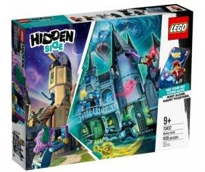 LEGO Klocki Hidden Tajemniczy zamek