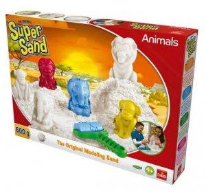 Goliath Piasek Super Sand Animals Zwierzęta