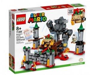 LEGO Klocki Super Mario 71369 Walka w zamku Bowsera - zestaw rozszerzający