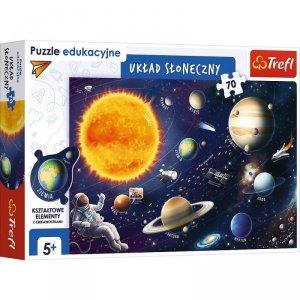 Trefl Puzzle 70 elementów Układ Słoneczny