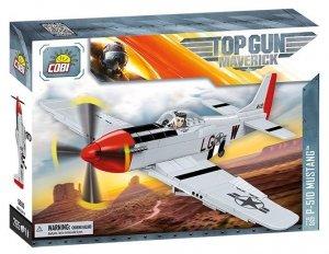Klocki Top Gun P-51D Mustang 1/35