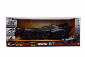Dickie Pojazd Batman RC 1989 Batmobile
