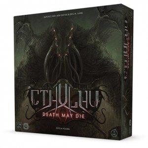 Portal Games Gra Cthulu: Death May Die (edycja Polska)