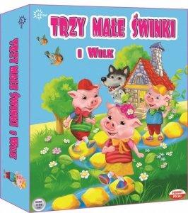 Abino Gra Trzy świnki