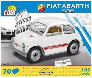 Cobi Klocki Cars 1965 Fiat Abarth 595