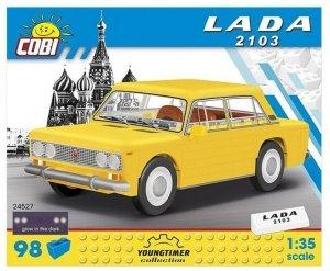 Cobi Klocki Klocki Cars 1972 Lada 2103 100 elementów