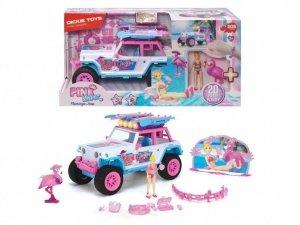 Auto PLAYLIFE PinkDrivez Flamingo Jeep, 22 cm