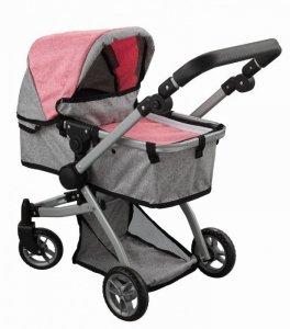 Wielofunkcyjny wózek dla lalek FL9192
