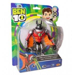 Ben 10 figurka podstawowa z akcesoriami 13 cm OMNI Wstrząśnięty Jetray