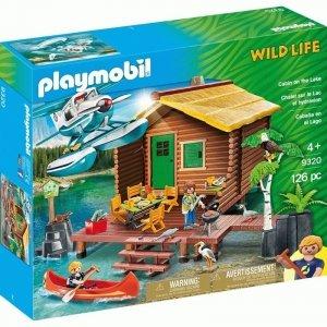 Zestaw Wild Life Urlop w domku nad jeziorem