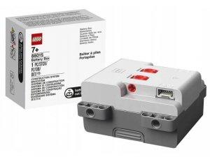 LEGO klocki Functions 88015 Schowek na baterie