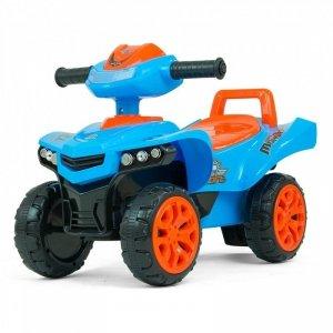 Milly Mally Pojazd Monster Niebieski