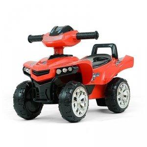Milly Mally Pojazd Monster Czerwony