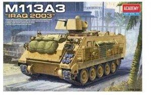 Academy Model do sklejania M113 Iraq War