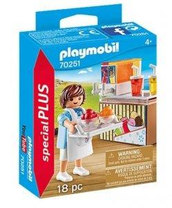 Playmobil Zestaw figurek 70251 Sprzedawca lodów